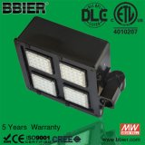 UL di 100W-120W LED Shoe Box Light