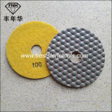 Dd-6 Shine Dry Polishing Pads for Granite Marble Polishing (100X2.2mm)