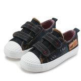 Chaussure de toile occasionnelle en caoutchouc d'enfants