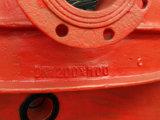 Sela de batida quente H1200X100 da tubulação, sela, sela de batida, braçadeira da sela, T de batida, sela da filial, luva de batida para a tubulação do ferro de molde, tubulação Ductile do ferro