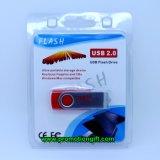 Commande promotionnelle d'instantané d'USB de cadeau