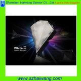 8개의 LED 지적인 보석 자전거 LED Laser 미등 Hw-B1