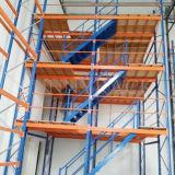 Sistema do assoalho de mezanino das Multi-Camadas do armazenamento do armazém para o armazenamento
