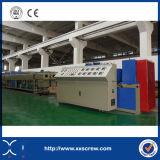 Gli assistenti tecnici hanno supportato la macchina della plastica del tubo del PVC
