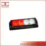 indicatore luminoso d'avvertimento della griglia di 4W LED per la decorazione dell'automobile (SL6201-RW)