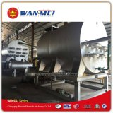 Vakuumdestillieranlage für die verwendete Öl-Wiederverwertung und Regeneration - Wmr-B verwendete Ölraffinieren-Pflanze