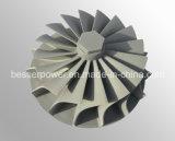 Ts16949 Besser Energie verlorene Wachs-Vakuumgußteil-Selbstersatzteile, die Turbolader werfen