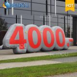 Модель реплики продукта персонажа из мультфильма воздушного шара фабрики гигантская рекламируя раздувная