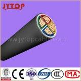 4 Câble de base 120mm XLPE câble blindé cuivre câble