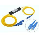 PLC de Optische Lengte Sc/Upc 1m van de Splitser 1*2 Sc/APC