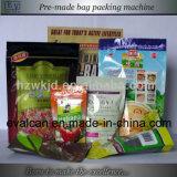 Automatische kleine getrocknetes Gemüse-Formen/Füllen/Versiegelnverpackungsmaschine