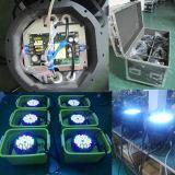 セリウムRoHSが付いている防水DMX RGBW 54X3w LEDの同価ライト