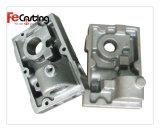 Arena de fundición de hierro del motor piezas de resina de moldeo en arena para el mecanizado de piezas