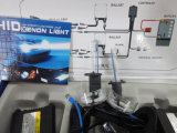 H1 35W 6000k Xenon Lamp Car Accessory met Blue en Black Wire