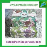 Kundenspezifischer faltbarer Papppapier-Geschenk-Kasten
