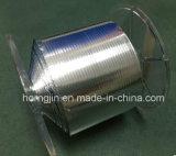 Material de construcción de capa laminado lateral doble de los productos de la bobina de Mylar Aluminuim del poliester de la película del papel de aluminio