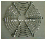 PVCによって塗られる金属線の網のファン監視