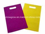 中国Top2の製造業者、大いに低価格、より早い受渡し時間、PPの非編まれたパッキング袋A012