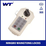Wangtongの高品質の電子ロッカーロック