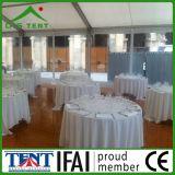 Struttura bianca poco costosa di lusso 10m della tenda del blocco per grafici di cerimonia nuziale del partito