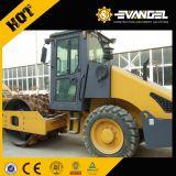 14 Tonnen-hydraulisches einzelnes Trommel-Straßen-Rollen-vibrierendverdichtungsgerät XCMG Xs142j