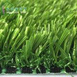 Wの形20mm 3/8インチの偽造品の人工的な芝生