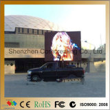 P10 esterno SMD Mobile Advertizing LED Display su Trailer