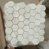 のためのそしてそう灰色の/White/Black Marble Mosaic Tiles Decoration