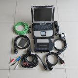 Stella di mb C4 + computer portatile dello SSD più nuovo Software+ CF-19 per lo strumento diagnostico del camion e dell'automobile