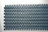Grade nivelada Sideflex que gira a correia transportadora plástica modular