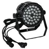 Alto potere LED Waterproof PAR Light (YE034) di Light 3W 36PCS di natale
