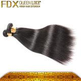Пачки волос сырцовых изготовлений Weave волос девственницы бразильские прямые 4