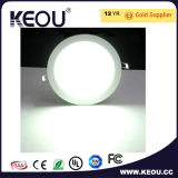 Lampe mince légère de gros du panneau LED LED Downlight LED de prix de gros