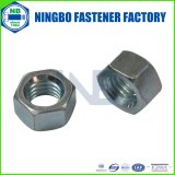 ASTM / ASME / ANSI B18.2.2 Nuts Hex A563 Gr. a & gr. B & SAE J995 Gr. 2 & gr. 5 / A563 Gr. Dh & A194 Gr. 2h & SAE J429 Gr. 5 & gr. 8 Cr + 3 Zingué Tête Marquage Nb ou SHY