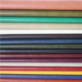 Sommer-Abstand-Förderung, die halb PU-Leder für Sofa-Material versorgt