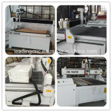 Jinan Leading 4 Axis Wood CNC Router 3D CNC Machine