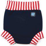 Mehrfachverwendbare Swim-Baby-Windel, warmer Wetsuit, Tragvermögen-Badeanzug. Wm043