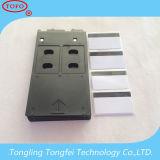 Bac à cartes d'identification de PVC Cr80 pour des imprimantes à jet d'encre de Canon G