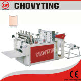Heißes Sealing und Hot Cutting T-Shirt Vest Bag Making Machine