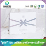 Caixa de empacotamento de carimbo de prata do cuidado de pele de Artpaper