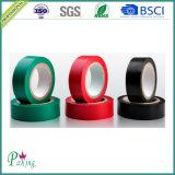 アメリカの市場の天然ゴム等級カラーPVC電気絶縁体テープ