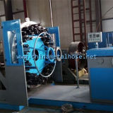 Machine de tressage de tuyau en métal d'acier inoxydable