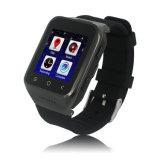 De androïde Slimme Telefoon van het Horloge met de Mobiele Telefoon van het Horloge GPS/WiFi/3G