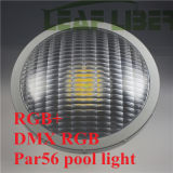 35W COB PAR56 LED Swimming Pool Light 12V IP68 351LED Outdoor Lighting Underwater Pond Lights Luz Luces Piscina Warm White