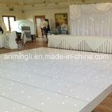 Etapa ligera Dance Floor de la estrella Twinkling del LED