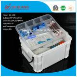 Nuevo estilo Médico plástico caja de almacenamiento