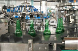 Máquina de engarrafamento Carbonated da bebida do frasco de vidro