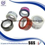 Cinta de embalaje de impresión acrílica adhesiva BOPP más vendida