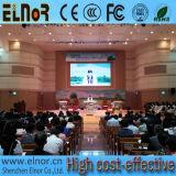 Tela do diodo emissor de luz do indicador de diodo emissor de luz P6mm do preço HD da parede do diodo emissor de luz P6