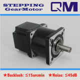 NEMA23 L=42mm Stepping Motor con il 1:10 di Gearbox Ratio